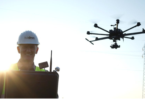 Corso Drone Very Light Base
