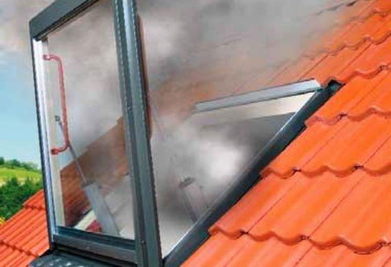 Manutentore sistemi evacuazione di fumi e calore